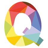 Q vector alphabet letter