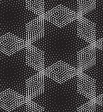 Vector seamless pattern rhombuses