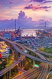 Hong Kong Stonecutters' Bridge