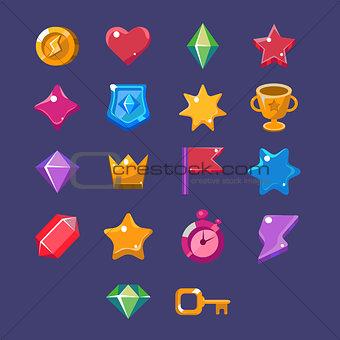 Flash Game Resources Set