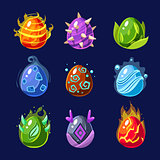 Flash Game Power Elements Set