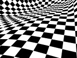 popular checker chess square abstract background vector.