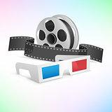 movie cinema set