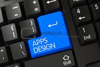 Apps Design Key.