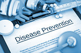 Disease Prevention. Medical Concept.
