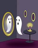A Frightened Ghost