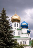 Dome of an Orthodox Church
