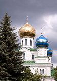 Dome of an Orthodox Church