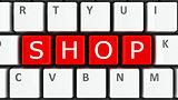 Computer keyboard shop