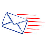 express mail message