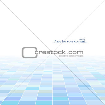 Abstract technology background with a perspective.