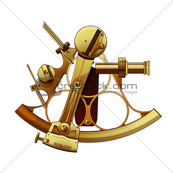 Astrolabe Vector Illustration