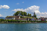 View of Rapperswil, Switzerland
