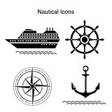 Nautical vector symbols