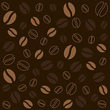 coffee background texture