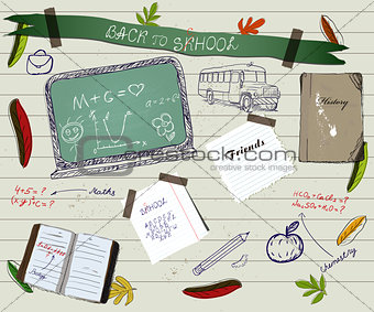 Back to school scrapbooking poster2.