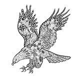 Eagle doodle