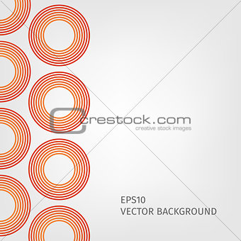 abstract background with stripes pattern