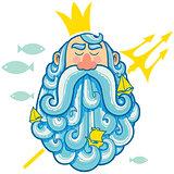 Neptune Portrait