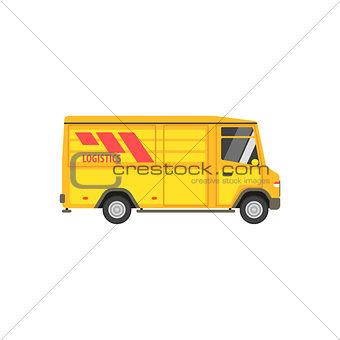 Small Cargo Bus