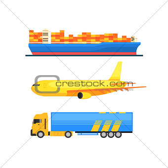 Cargo Transportation Set