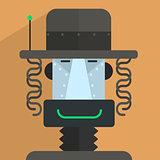 Jewish Robot Character
