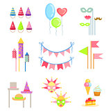 Party Decorations Set
