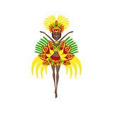 Brazilian Carnival Costume