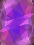 Violet color glass abstract background