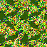 abstract ornamental seamless