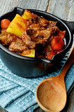 Beef and Vegetables Stew