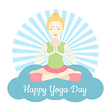 Happy Yoga Day