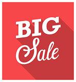 Big Sale Banner.