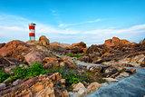 Ghenh Den, Lighthouse Phu Yen, Vietnam