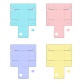 Color box pattern set2