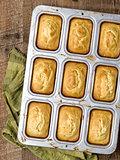 rustic southern american corn bread