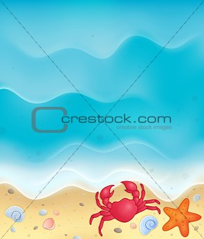 Beach theme image 4