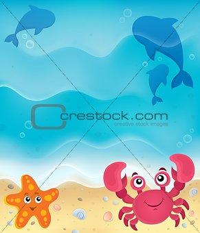 Beach theme image 5