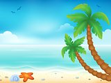 Beach theme image 7