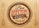 Bon appetit kraft