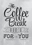 Poster coffee break  coal
