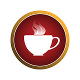 Cup icon button