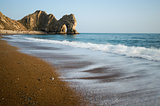 Beach at Durdle Door