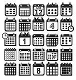 calendar design icons