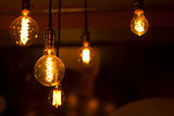 tungsten lamps , old fashion chandelier