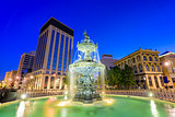 Montgomery Alabama Fountain