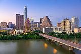 Austin texas Skyline
