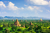 Bagan Myanmar Archeological Zone