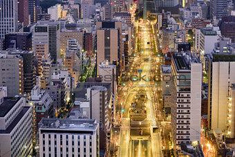 Toranomon Tokyo Japan