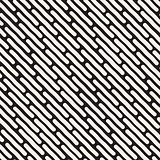Vector Seamless Jumble Hand Drawn Diagonal Lines Pattern